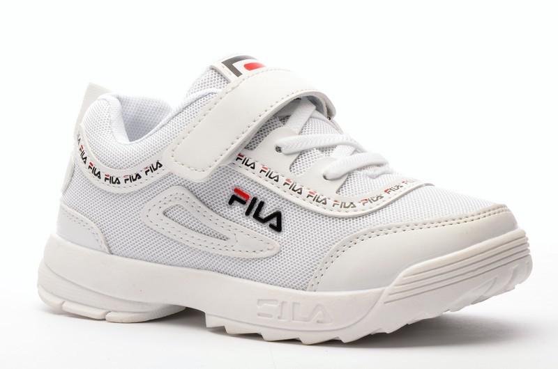 Sport + FLA DC1601-6 Кроссовки бел текстиль+иск кожа