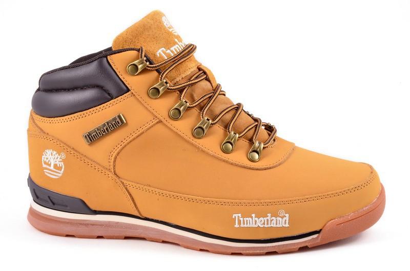 Sport + TML DA637-17 Ботинки песочн нубук, комби мех (нат+иск)