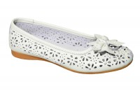 Sheton 0238 Балет жен бел кожа - Совместные покупки